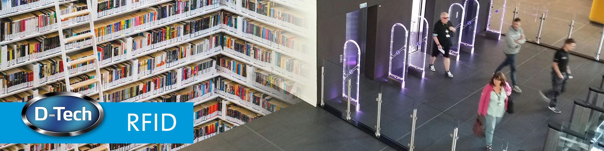 RFID solutions for Library inventory, self-service and security